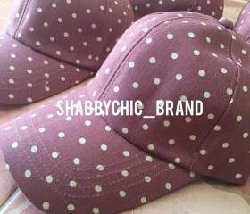 Polka Dot Women Cap ..